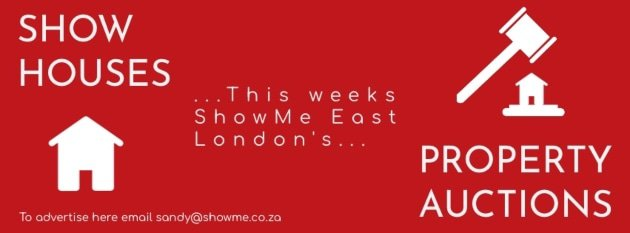ShowMe East London Weekly SHOW HOUSE and PROPERTY AUCTIONS