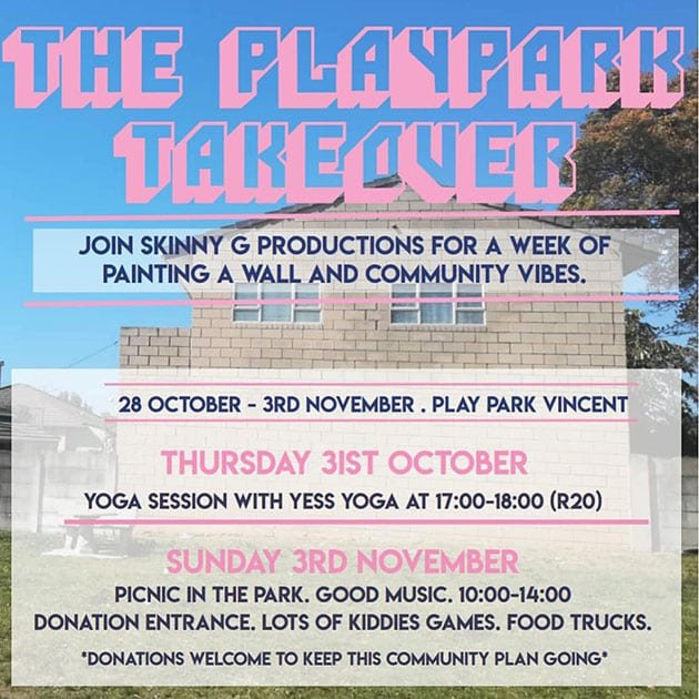 The Playpark Takeover
