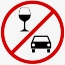 No excuse for drinking & driving this Festive Season!