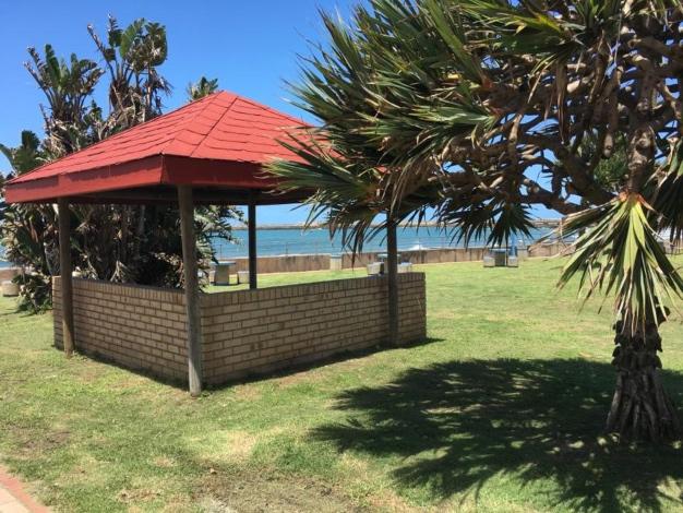 Orient Beach Complex Gazebos