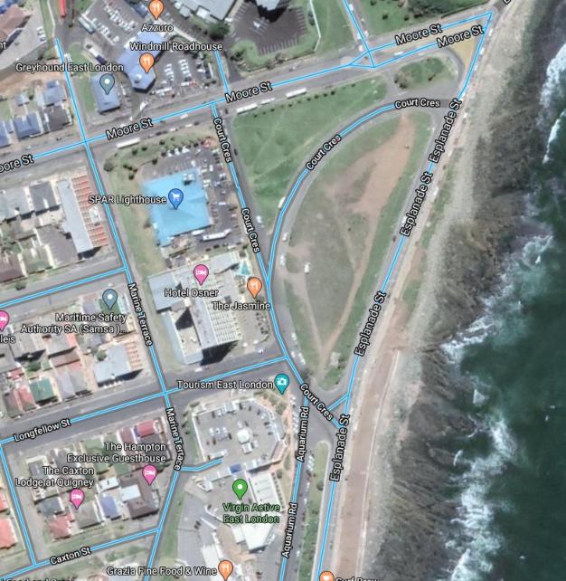 Court Crescent Google Maps
