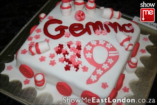 Cake Decorating Za : SA Cake Decorating Guild Cake Show & Competition East London
