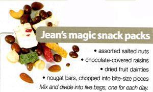 Jeans magic snack packs