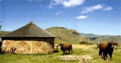 Basotho Cultural Village