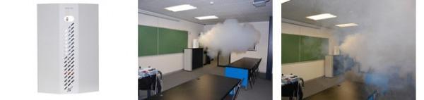 Protect 600 Smoke Unit