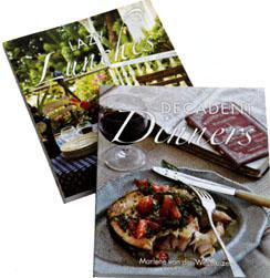 win two summer recipe books