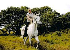 Horse riding is one of many activities from which to choose.
