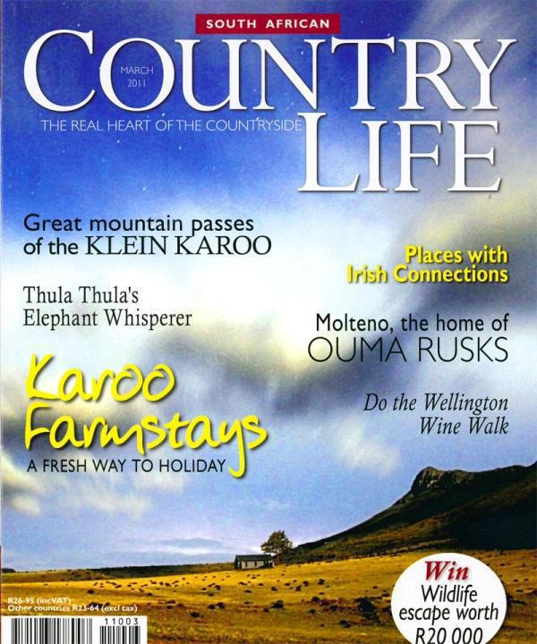 Country life March 2011