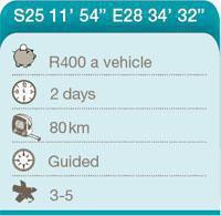 Limpopo Rust de Winter 4x4 Bundu