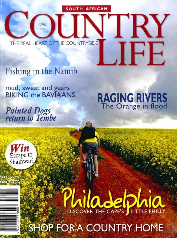 Country life April 2011