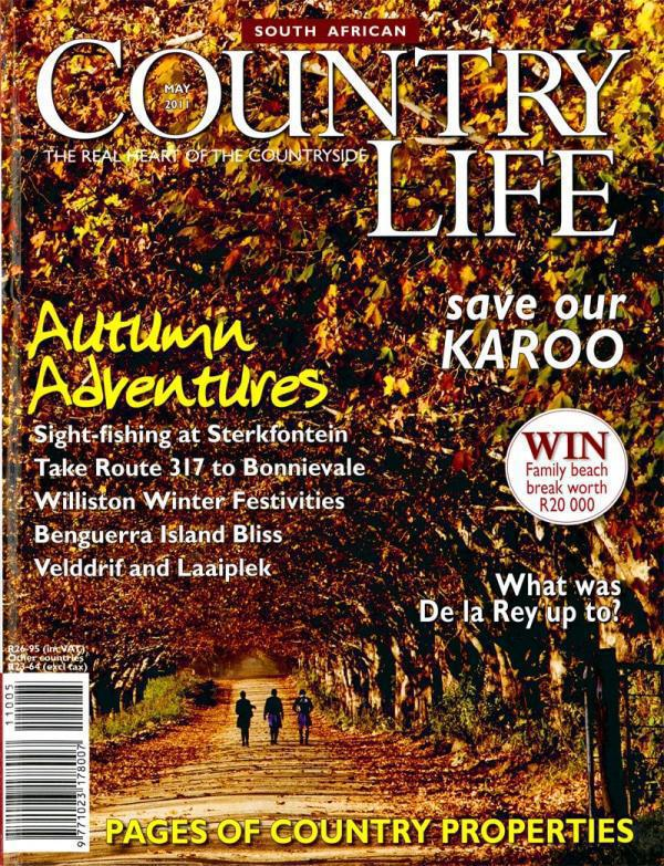 Country life MAy 2011