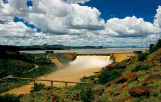 If it goes ahead, fracking could happen close to South Africa's largest dam, the Gariep.