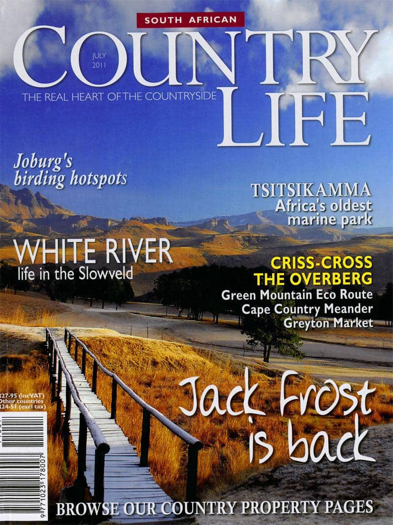 Country life July 2011