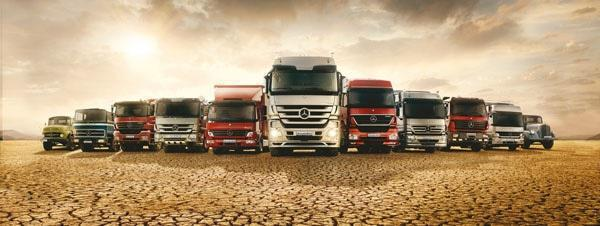 Mercedes benz best commercial vehicle of 2011 south africa for Mercedes benz commercial trucks