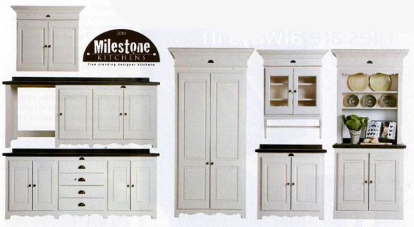 Win Kitchen Units From Milestone Kitchens Value Of