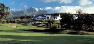 De Zalze Golf Course, Stellenbosch, Cape Town