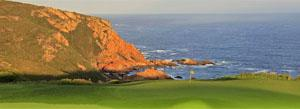 Pezula Golf Course, Knysna, Garden Route