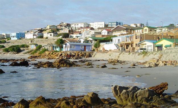 Strandfontein village, Cape West Coast