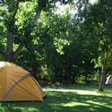 Camping at Sanddrif in the Cederberg
