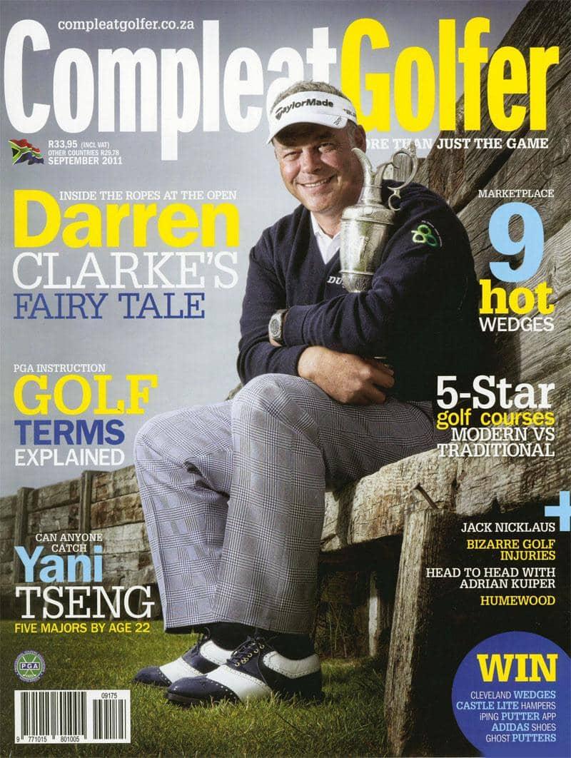 Compleat Golfer Tmb September 2011
