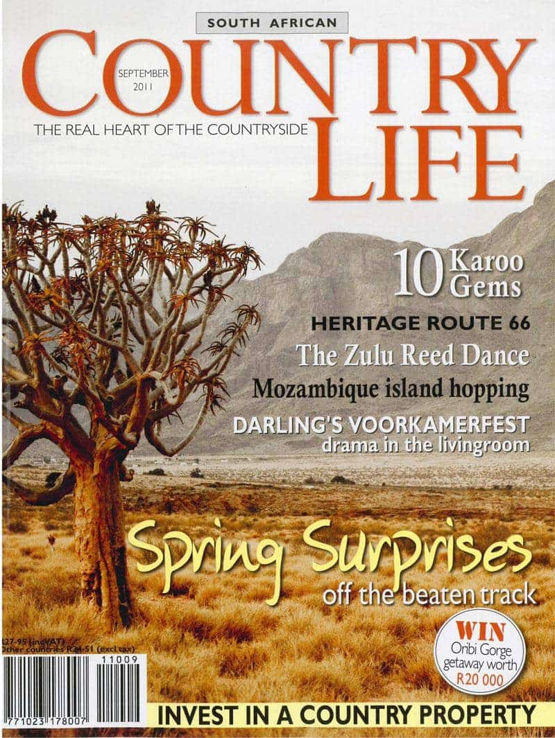 Country life September 2011