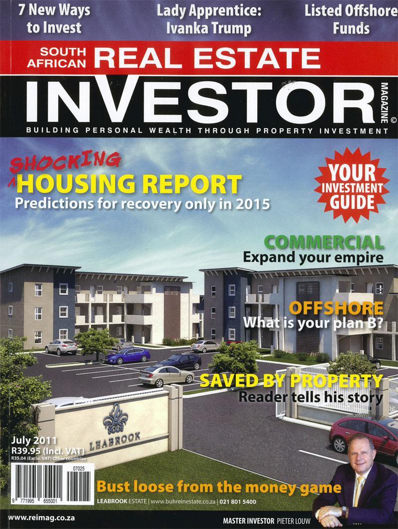 Real Estate Investor August 2011