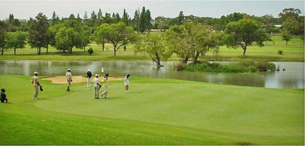 Kyalami Country Club, Kyalami, Johannesburg