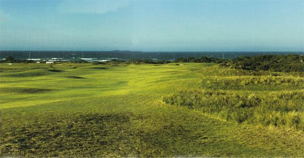 The par-five 11 th hole, often played downwind, is considered a birdie hole if you are able to find the short grass off the tee. As with most links courses, you would be lucky to find an even lie for your approach shot.