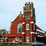 The famous Anglican Church in White River, Mpumalanga
