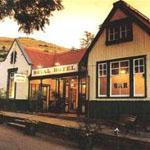 The historic Royal Hotel at Pilgrim's Rest, Mpumalanga