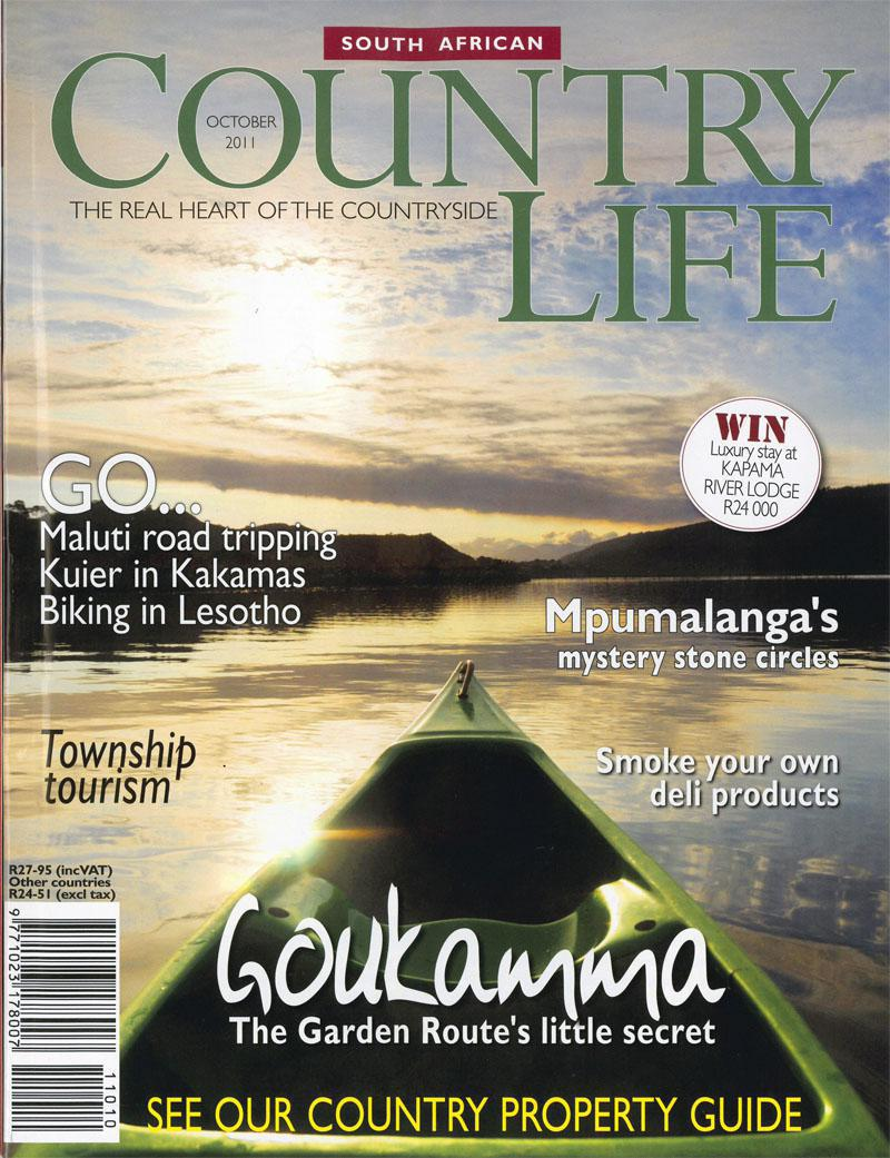 Country life October 2011