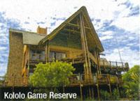 Kololo Game Reserve
