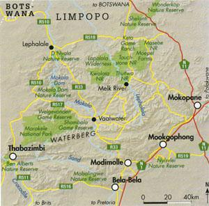 Limpopo - Travel Planner