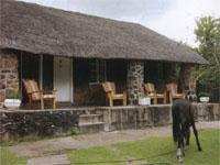 Semonkong Lodge near the Maletsunyane Falls.
