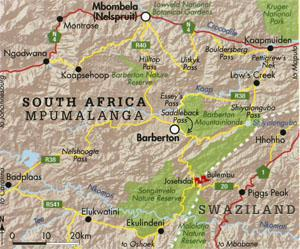 Barberton - Mpumalanga
