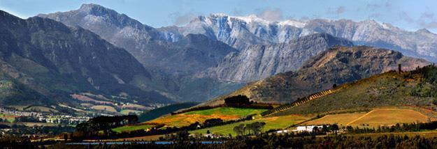Boschendal Wine Estate, Stellenbosch, Western Cape