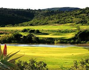 Bushmans Sands Golf Course, Alicedale, Eastern Cape