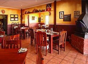 Canimambo Restaurant, Graskop
