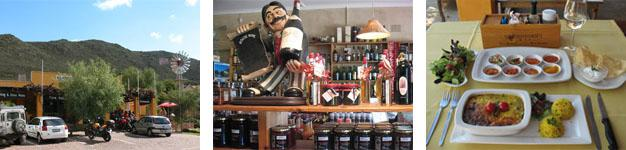 Clarkes of the Karoo Restaurant Barrydale