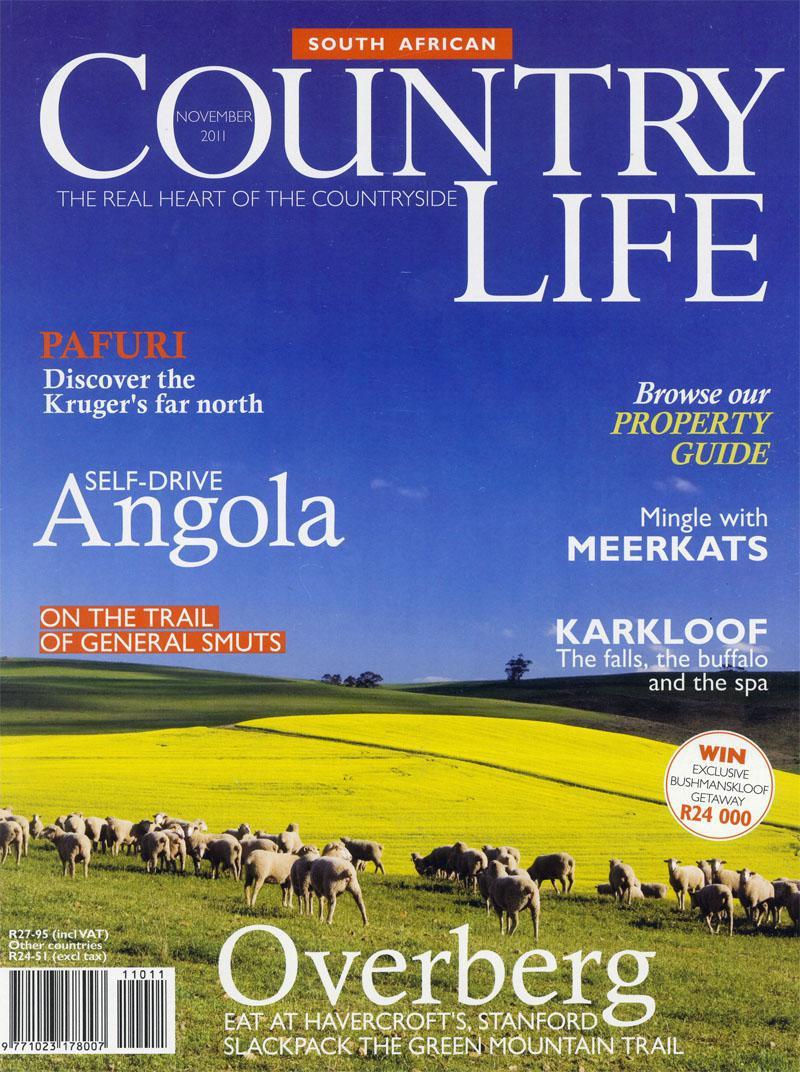 Country life November 2011