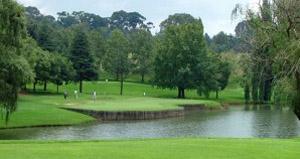 Crown Mines Golf Course, Johannesburg, Gauteng