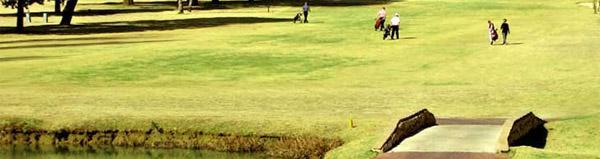 ERPM Golf Club, Boksburg, East Rand, Gauteng