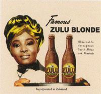 Famous Zulu Blonde