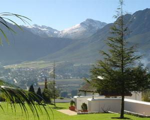 Franschhoek Wine Route, Cape Winelands