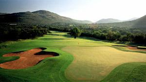 Gary Player Country Club, Sun City, South Africa