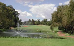 Goldfields West Golf Course, Carletonville
