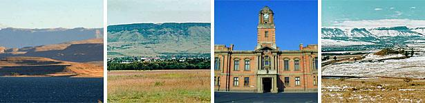 Harrismith, Eastern Free State, South Africa