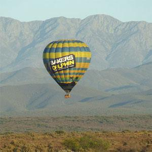Hot Air Ballooning in Oudtshoorn