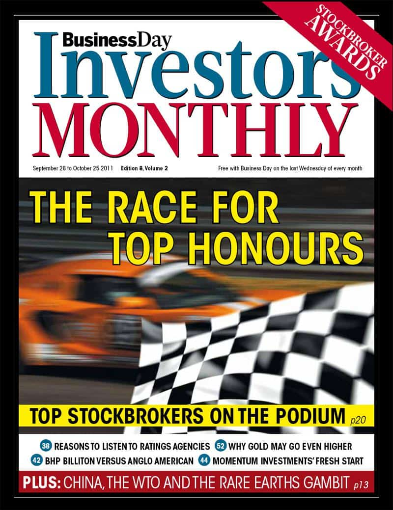 Investors Monthly Magazine - click to enlarge picture