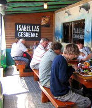 Isabellas, Lamberts Bay